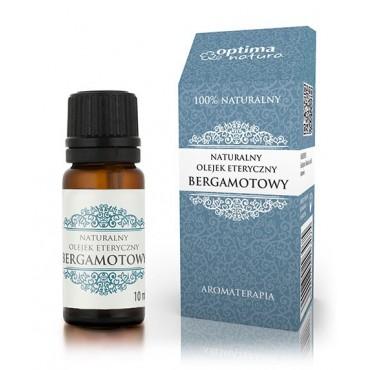 Naturalny olejek bergamotowy Optima Plus