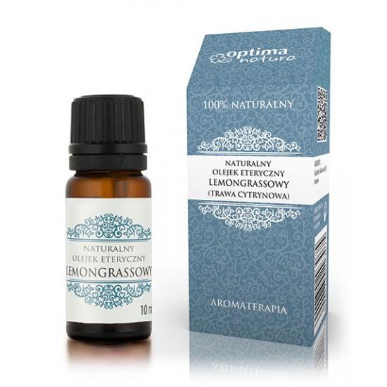 Naturalny olejek eteryczny trawa cytrynowa Optima-Plus