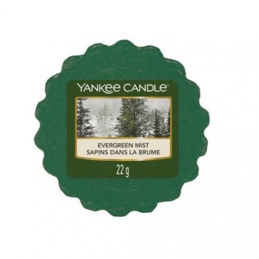Wosk Evergreen Mist Yankee Candle