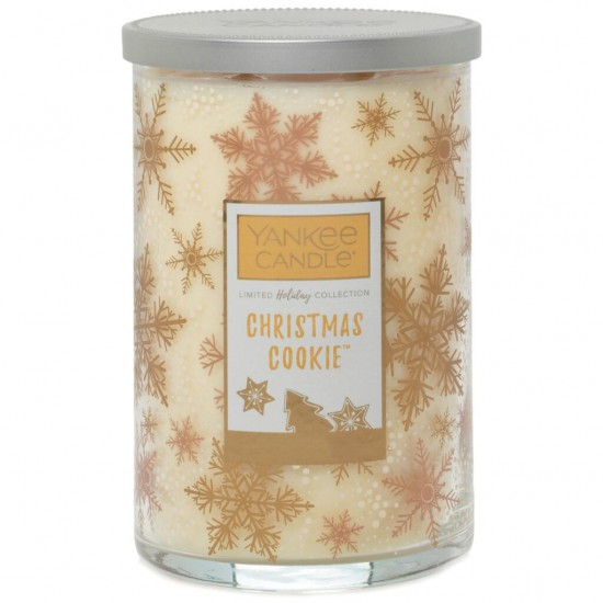 Duży pilar Christmas Cookie Yankee Candle