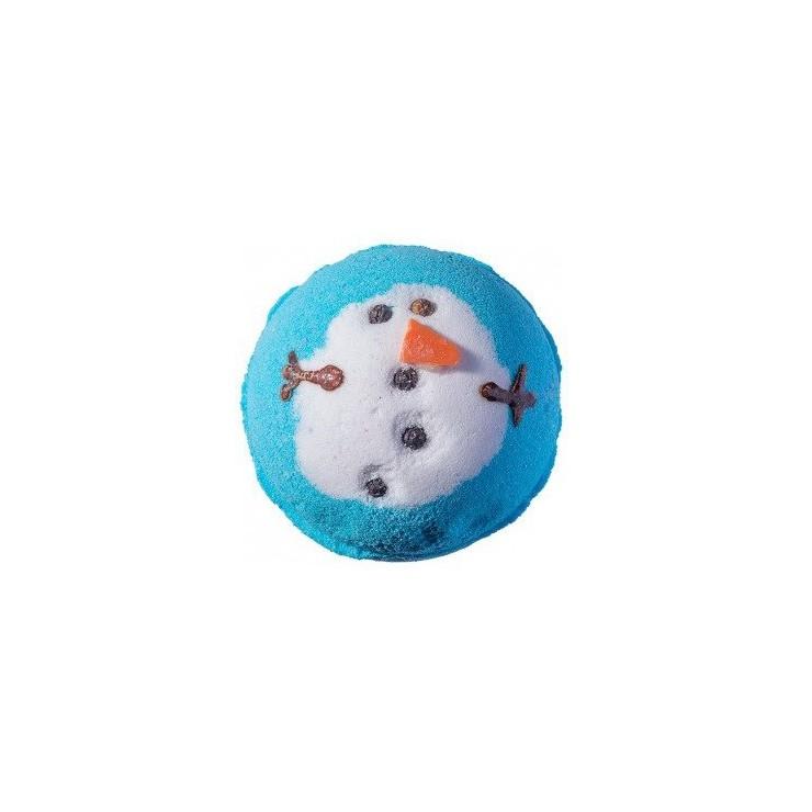 Musująca kula do kąpieli Frosty Bomb Cosmetics
