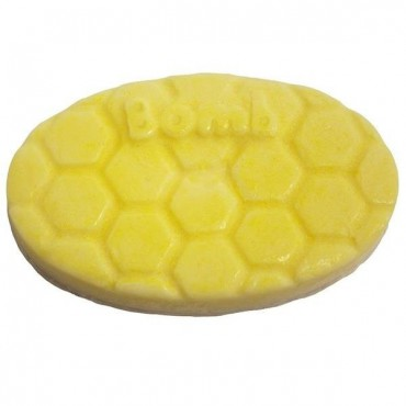 Kostka do masażu z masła kakaowego MIODOWE LATO – Bomb Cosmetics