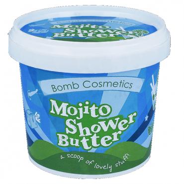 Myjące masło pod prysznic Mojito Bomb Cosmetics