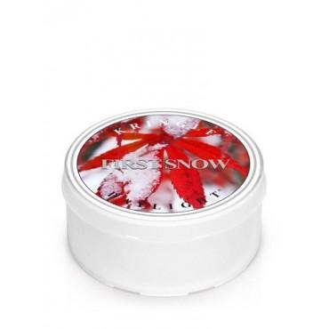 Świeczka zapachowa First Snow (Pierwszy Śnieg)