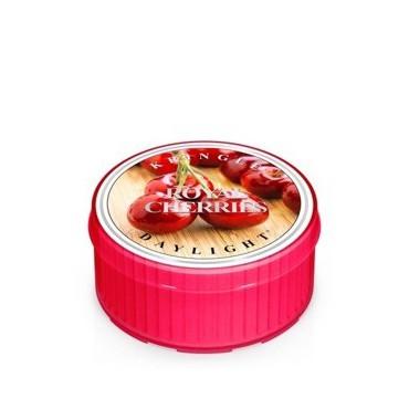 Świeczka zapachowa Royal Cherries (Królewskie Czereśnie)