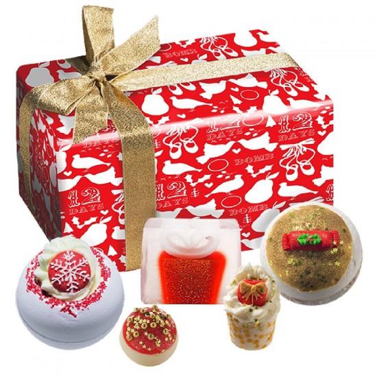 Zestaw Upominkowy Christmas Carol Bomb Cosmetics