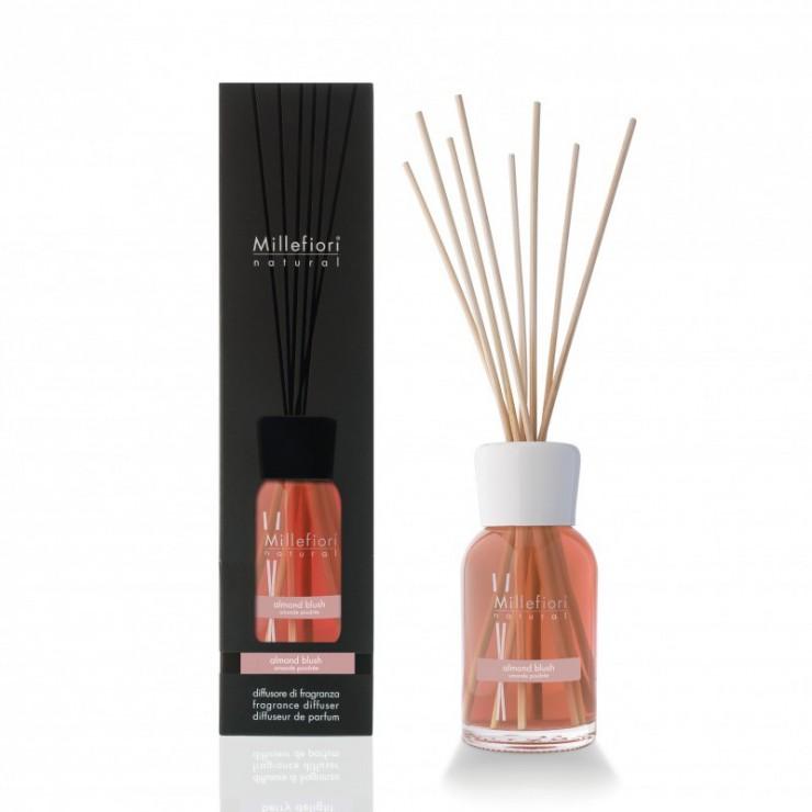 Pałeczki zapachowe 250ml Almond Blush Millefiori Milano