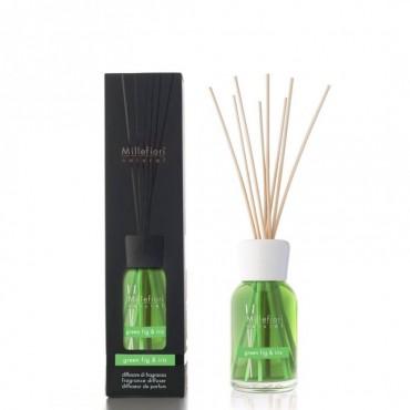 Pałeczki zapachowe 250ml Green Fig & Iris Millefiori Milano
