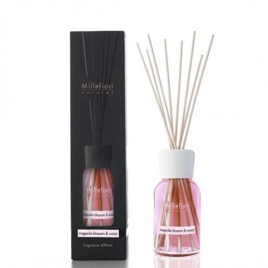 Pałeczki zapachowe 250ml Magnolia Blossom & Wood Millefiori Milano