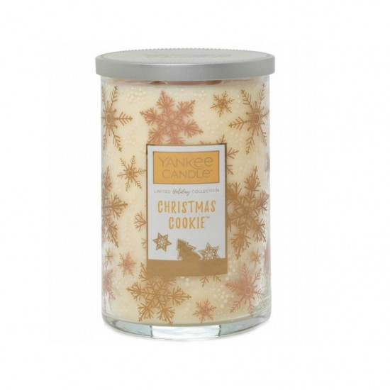 Średni pilar Christmas Cookie Yankee Candle