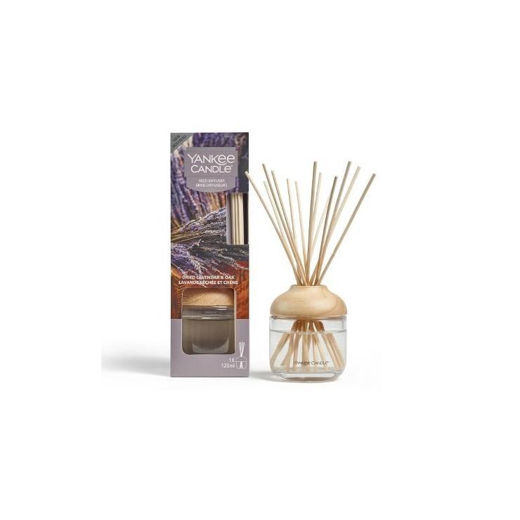 Pałeczki zapachowe Dried Lavender & Oak Yankee Candle