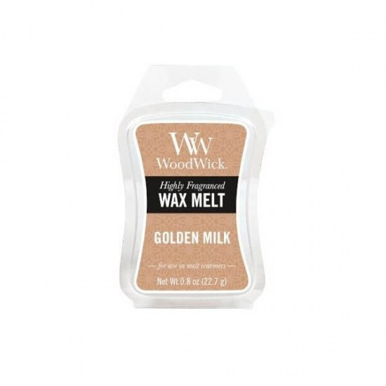 Wosk zapachowy Golden Milk WoodWick