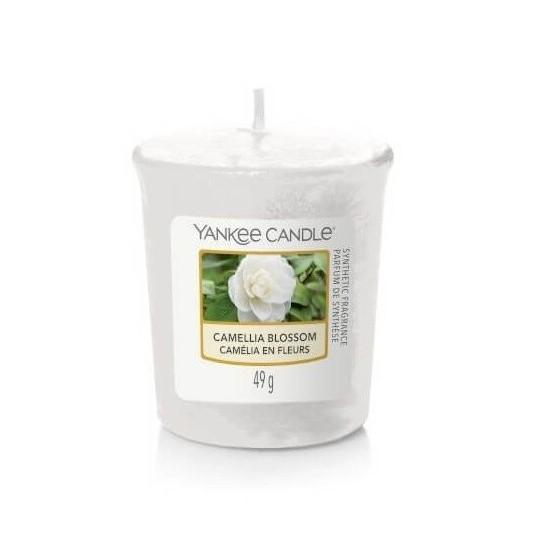 Sampler Camellia Blossom Yankee Candle