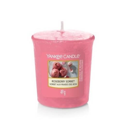 Sampler Roseberry Sorbet Yankee Candle