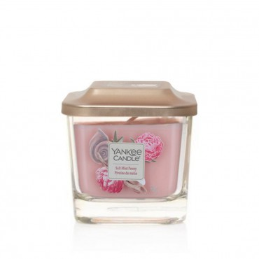 Elevation mała świeca Salt Mist Peony Yankee Candle