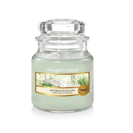 Mała świeca Afternoon Escape Yankee Candle