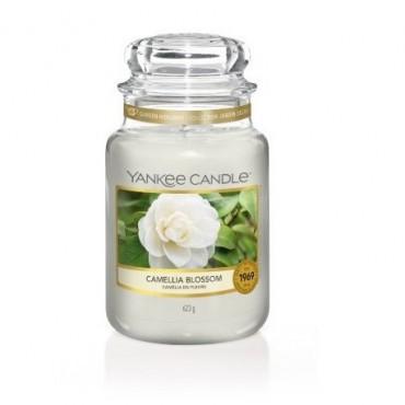 Duża świeca Camellia Blossom Yankee Candle