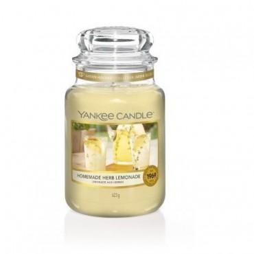 Duża świeca Homemade Herb Lemonade Yankee Candle