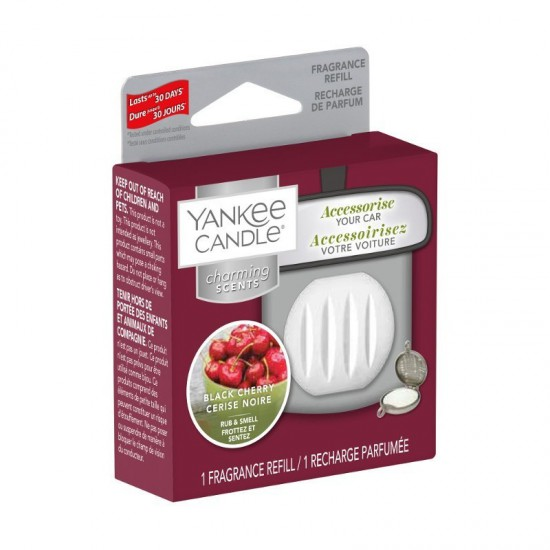 Charming Scents uzupełniacz Black Cherry Yankee Candle