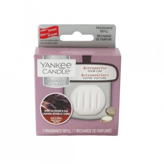 Charming Scents uzupełniacz Dried Lavender & Oak Yankee Candle