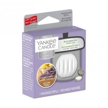 Charming Scents uzupełniacz Lemon Lavender Yankee Candle