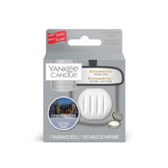 Charming Scents uzupełniacz Candlelit Cabin Yankee Candle