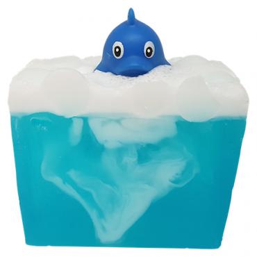 Mydło glicerynowe PLUSK! z zabawką Bomb Cosmetics