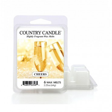 Wosk zapachowy Cheers Country Candle