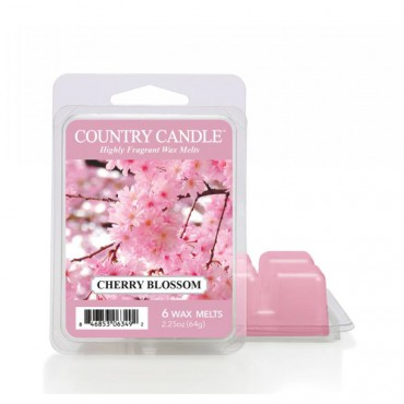 Wosk zapachowy Cherry Blossom Country Candle
