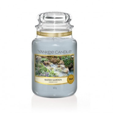 Duża świeca Water Garden Yankee Candle
