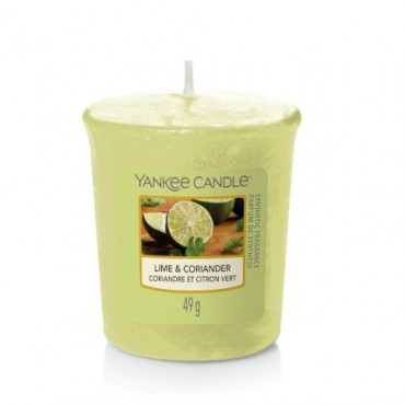 Sampler Lime & Coriander Yankee Candle
