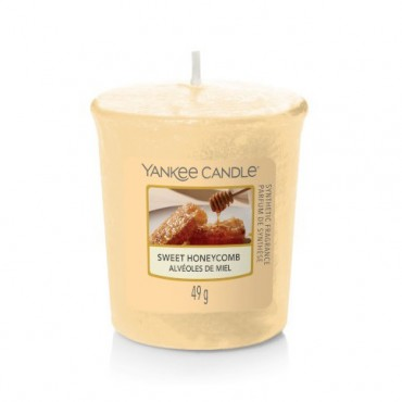Sampler Sweet Honeycomb Yankee Candle