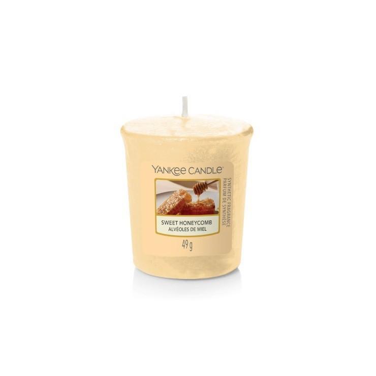 Sampler Sweet Honeycomb Yankee Candle