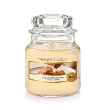Mała świeca Sweet Honeycomb Yankee Candle