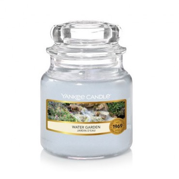 Mała świeca Water Garden Yankee Candle