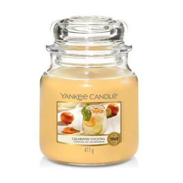 Średnia świeca Calamansi Cocktail Yankee Candle