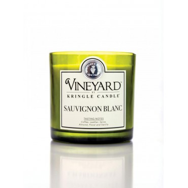 Tumbler Sauvignon Blanc Kringle Candle