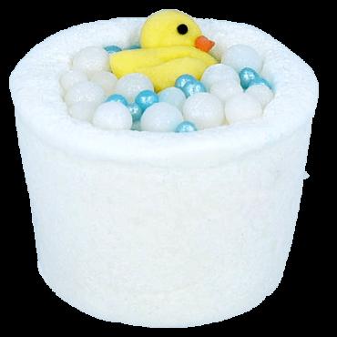 Kremowa babeczka do kąpieli RUB-A-DUB Bomb Cosmetics