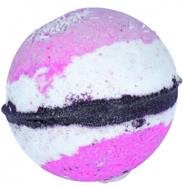 WATERCOLOURS Wielobarwna bomba do kąpieli Neopolitan Nights Bomb Cosmetics