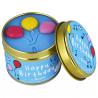 Świeca zapachowa w puszce Happy Birthday Bomb Cosmetics