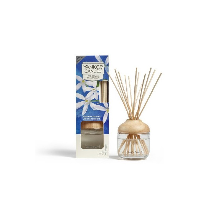 Pałeczki zapachowe Midnight Jasmine Yankee Candle