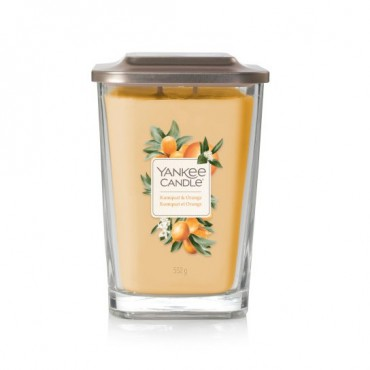 Elevation duża świeca Kumquat & Oragne Yankee Candle