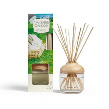 Pałeczki zapachowe Clean Cotton Yankee Candle