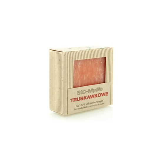 Bio-mydło Truskawkowe