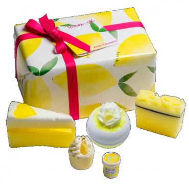 Zestaw Upominkowy Lemoniada Lemon Aid Bomb Cosmetics