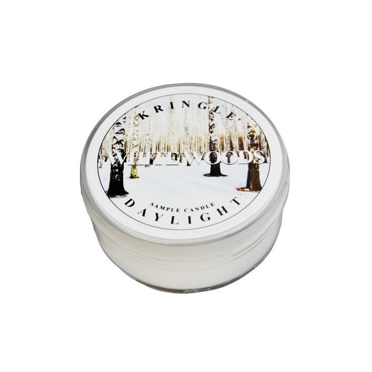 Świeczka zapachowa Biały Las White Woods