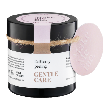 Delikatny Peeling 60ml Gentle Care Make Me Bio