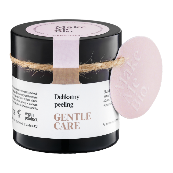 Delikatny Peeling 60ml Gentle Care Make Me Bio