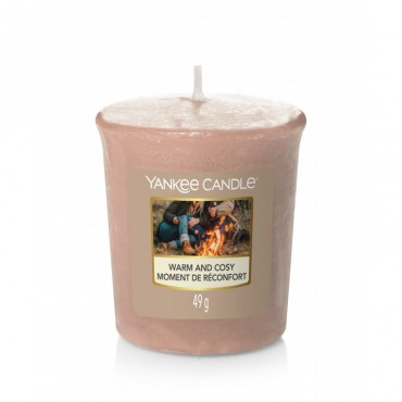 Sampler Warm & Cosy Yankee Candle
