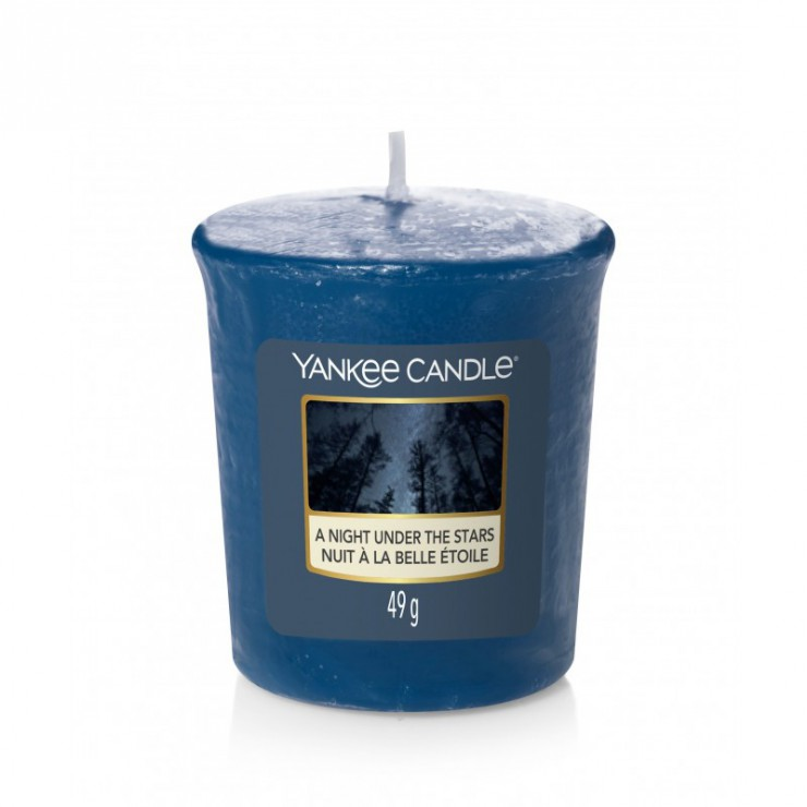 Sampler A Night Under The Stars Yankee Candle